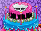 Marvellous Monster High Cake