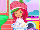 Strawberry Shortcake Washing Cloth...
