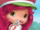 Strawberry Shortcake Dentist Visit