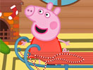 Sledge Decoration Peppa Pig