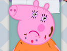 Peppa's Mom Pregnant Injured