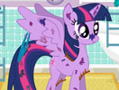 Twilight Sparkle Messy