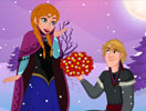 Frozen Proposal Dress Up