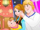 Anna And Kristoff's Newborn Princess