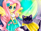 Fluttershy's Pet Care