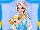 Elsa Baby Room Cleaning
