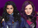 Disney Descendants Bejeweled