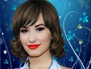 New Look of Demi Lovato