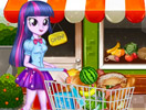 Twilight Sparkle Shopping
