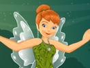 Tinkerbell Dressup