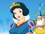 Beautiful Snow White