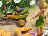 Tinkerbell Find the Objects