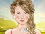 Taylor Swift Royal Makeup