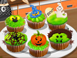 Sara's Cooking Class: Halloween Cupcakes