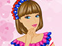 Barbie USA Dress Up