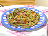 Sara's Cooking Class: Pasta Carbonara