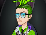 Deuce Gorgon Monster Dressup