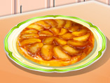 Sara's Cooking Class: Tarte Tatin