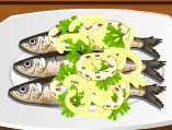 Make Grilled Sardines