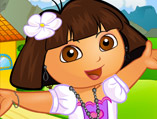 Dora Makeover Spa