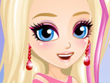 Cute Barbie Spa & Fashion