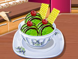 Sara's Cooking Class: Green Tea Ice Cream