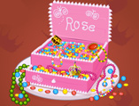 Princess Jewelry Box Cabe