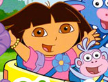 Dora Wonder Flowers