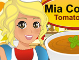 Mia Cooking Tomato Soup