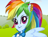Equestria Girls RainbowDash