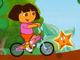 Dora Riding Bike