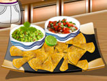 Sara's Cooking Class: Nachos & Dip