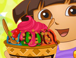 Dora Ice Cream Decor
