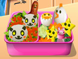 Sara's Cooking Class: Bento Box