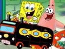 Bob Esponja - Bus Rush