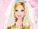 Barbie Bride Dress Up